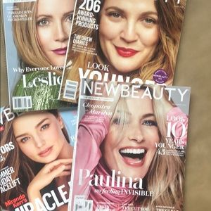 Other - New Beauty Magazine 4 issues